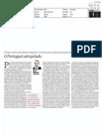 O Português atropelado - artigo jornal PÚBLICO, 14FEV2011