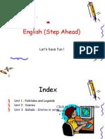 English (Step Ahead)