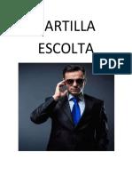 CARTILLA ESCOLTA PDF