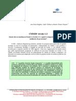 CMMI 1.2 - Diferenças