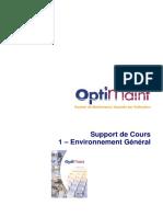01 - OptiMaint Environnement _ Général.pdf