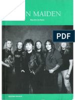 Iron Maiden by Maurizio de Paola