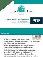 CorpSocialResponsibility