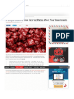 A Simple Guide to How Interest Rates Affect Your Investments – The Fifth Person