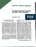 Alexander Grunt - Las insurrecciones armadas de 1905 y 1917 en Rusia OCRed.pdf