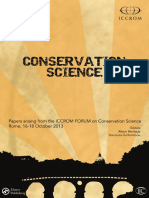 Conservation Science (2015)
