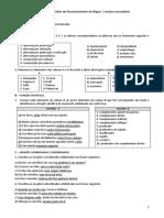 Ficha de Func. Língua