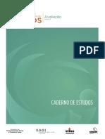 Caderno de Estudos do Curso em Conceitos e Instrumentos para a Avaliação de Programas