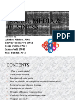 Social media & business.ppt