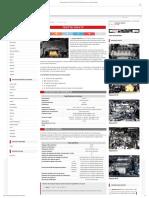 Moteur diesel Toyota 1CD-FTV (2.0 D-4D)_ spécifications, revue, données d'entretien