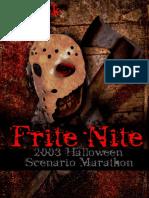 Shriek Frite Nite