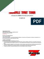 Shriek Traumaville Tryout Terror