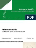 CLASE 1 La Arquitectura y el Lugar.pdf