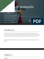 Manual de protocolo empresarial carmen