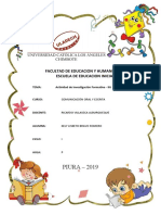 Actividad de Investigación Formativa - IIU