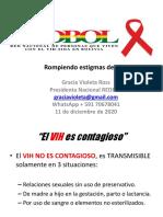 Rompiendo Estigmas Del VIH