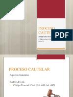 PROCESO CAUTELAR DIAPOSITIVAS NEW