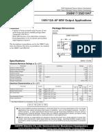 transistor PNP B817.pdf