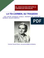 Biografía Carmen Azuela Vda. de Dominguez