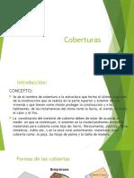 Coberturas-presentacion
