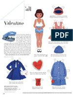 BetsyMcCall Paper Doll Feb1952