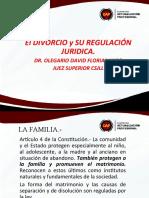 DIVORCIO Y SU REGULACION JURIDICA.ppt