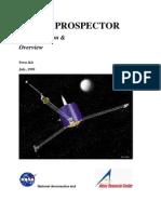 Lunar Prospector End of Mission Overview Press Kit