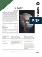 NASA Facts Juno Mission to Jupiter March 2009