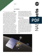 NASA Facts Lunar Reconnaissance Orbiter