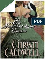 Christi Caldwell - Heart of a Duke 0.5 - En necesidad de un caballero.pdf