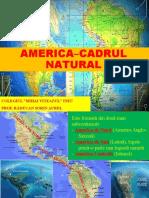 America–CADRUL NATURAL-2020