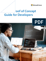 Azure Proof of Concept Guide for Developers