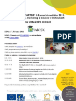 Pozvánka_konference_PARTSIP_2011_(VIAKISK)