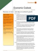 Swedbank Economic Outlook, January 2011