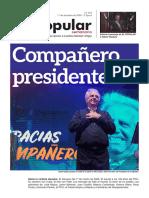 Edición de El Popular Nº 533