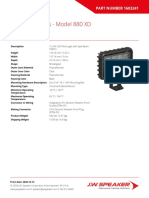 Part 1603241 - JW Speaker