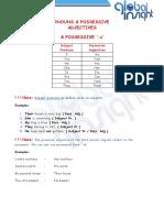 Guía No. 3 English 1 ¨Possessives¨.pdf