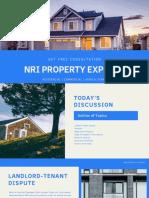 NRI Property Management Services in Delhi, India