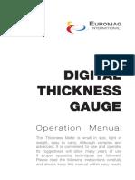 TD213-0-ENG (Digital thickness gauge)