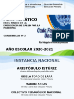 EDUCACIÓN PRIMARIA Cuadernillo N° 2 Plan Temático.pdf
