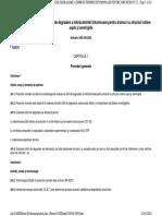 AND 540-2003 - Normativ pentru evaluarea starii de degradare a imbracamintei bituminoase pentru drumuri cu structuri rutiere suple si semirigide (are anexe)