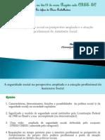 A seguridade social na perspectiva ampliada e a atuação profissional do Assistente Social.pdf