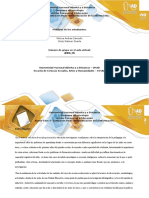 Fase 5- Evaluación final-Sistematización de experiencia
