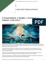 A Espiritualidade, a Religião, o Numinoso e o Sagrado, onde estou_ – Destino Sucesso.pdf