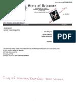 20208760227 City of Warren December 2020 Invoice Ucc1tu Mailed