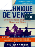 Technique de Vente_ Les strateg - Victor CABRERA.epub