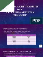 Kata Kerja Aktif Transitif dan Tak Transitif.pptx