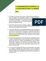 BASE LEGAL DE VULNERABILIDAD DE DERECHO A LA LIBERTAD O A LA IGUALDAD EN PERU Y EL MUNDO.docx