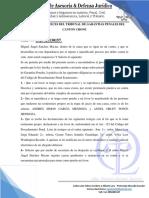anuncio de pruebas del señor SAnchez Macias 1326720130157