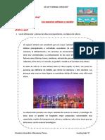 Espacios urbanos y rurales - Personal Social.pdf